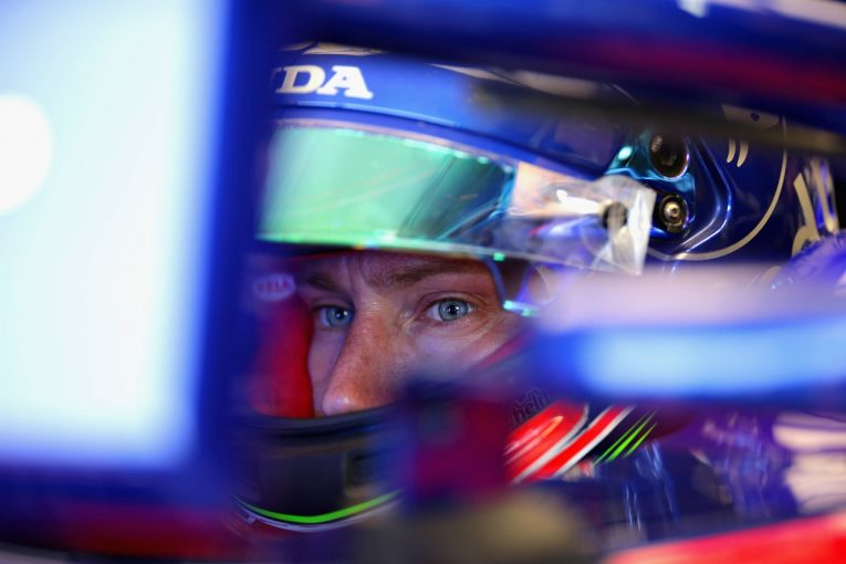 F1 | ハートレー「PU交換で最後尾に降格されるが、マシンの感触はいいから気持ちは前向き」:トロロッソ・ホンダ F1フランスGP土曜
