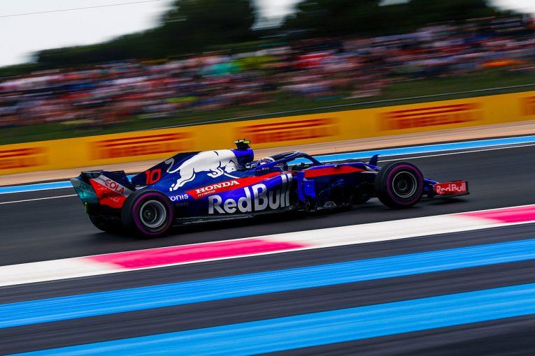 F1 | トロロッソ・ホンダF1密着:雨でセッティングが進まず、ガスリーはマシンバランスに苦戦