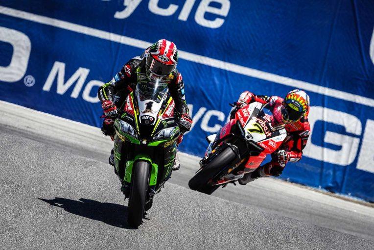 MotoGP | SBK第8戦レース1:盤石の強さでカワサキのレイが今季7勝目。ドゥカティのデイビス、追撃ならず