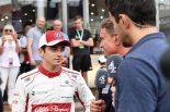 F1 | ルクレール「予選で8番手だなんて最高の気分。マシンの感触がすごく良かった」:F1フランスGP土曜