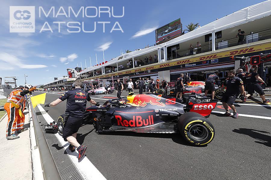 【ブログ】Shots!F1第8戦フランスGP