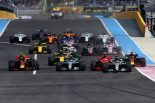 F1 | 【順位結果】F1第8戦フランスGP決勝