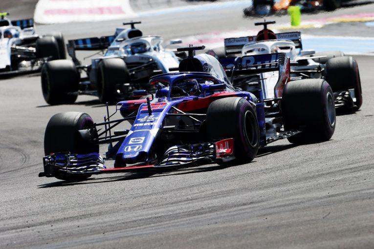 F1 | ホンダ田辺TD「クラッシュで1台を失い、入賞果たせず。PUトラブルの調査を続けて次戦に備える」:F1フランスGP日曜