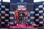 MotoGP | SBK第8戦レース2:カワサキのレイがダブルウイン。アプリリアのラバティが今季初表彰台獲得