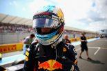 F1 | リカルド「ウイングにダメージを負い、3位を守れなかった」:F1フランスGP日曜