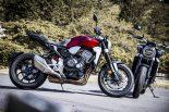 MotoGP | ホンダCB1000Rの中間加速性能はCBRを凌ぐハイパフォーマンス/市販車試乗レポート