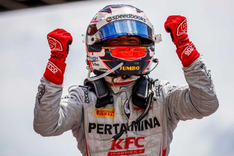 海外レース他   プルタミナ・プレマ・セオドール・レーシング FIA F2第5戦フランス レースレポート