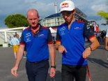 F1 | F1 Topic:わずか3コーナーで母国レースを終えたガスリー、腐ることなく週末の課題をチームと共有