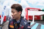 FIA F2 フランス 福住仁嶺