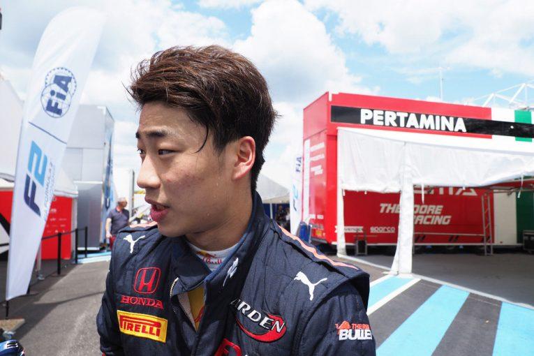 海外レース他 | マシントラブル、タイヤ交換ミス……未だ戦える環境にいない福住と牧野/FIA F2フランス