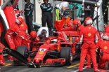 F1 | 【F1フランスGP 無線レビュー】ベッテル「また1コーナーでレースを失ってしまった。みんなゴメン」