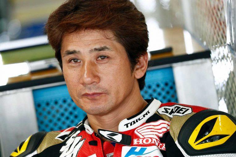 MotoGP | 鈴鹿8耐4度の覇者、伊藤真一が桜井ホンダから参戦。濱原颯道とのコンビで挑む