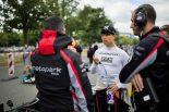 レース1で8位、レース2では7位となった佐藤万璃音(モトパーク)