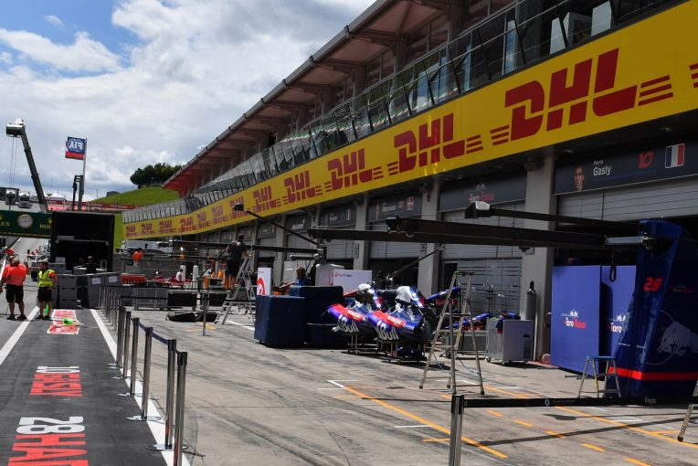 F1 | ホンダF1、レッドブルのホーム、オーストリアへ。「パワーユニットにとってタフなコースでいい戦いをしたい」