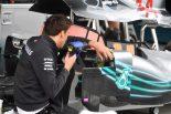 F1 | メルセデスF1、オーストリアに今季最大のアップグレードを導入