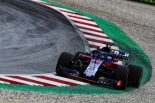 F1 | 【タイム結果】F1第9戦オーストリアGP フリー走行2回目