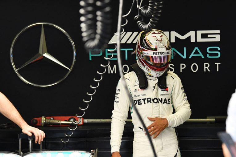 2018年F1第9戦オーストリアGP ルイス・ハミルトンがFP2トップ