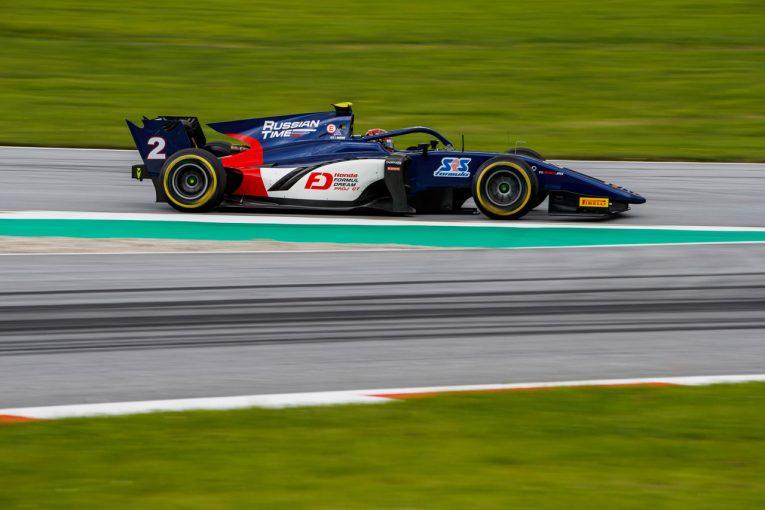 海外レース他 | 【順位結果】FIA F2第6戦オーストリア予選