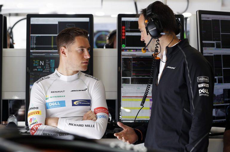 F1 | バンドーン「大量の新パーツを試し、有意義な一日。予選で後退という展開は避けたい」:F1オーストリアGP金曜