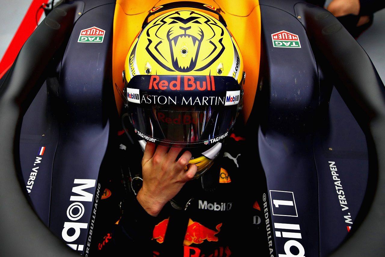 2018年F1第9戦オーストリアGP マックス・フェルスタッペン(レッドブル)