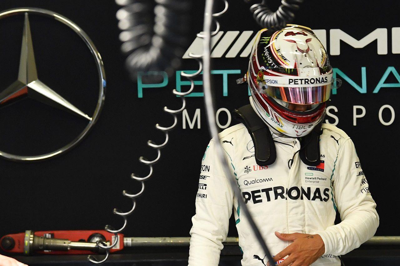 2018年F1第9戦オーストリアGP ルイス・ハミルトン(メルセデス)