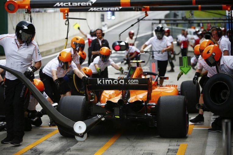 F1 | マクラーレンF1、危険なリリースで130万円の罰金