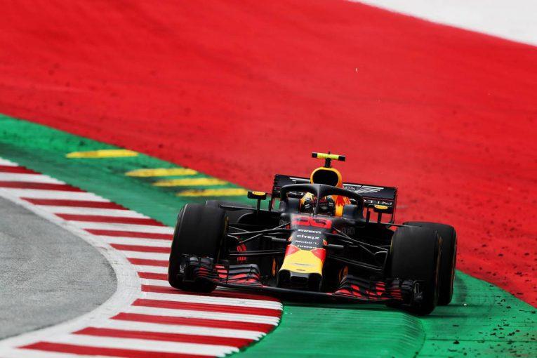 F1 | 【タイム結果】F1オーストリアGP FP3/フェルスタッペンにトラブル、ガスリーは12番手につける