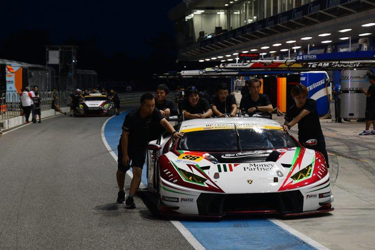 スーパーGT | スーパーGT:第4戦タイのGT300予選結果発表。トップの88号車ランボルギーニ、そして10号車GT-Rのタイム抹消