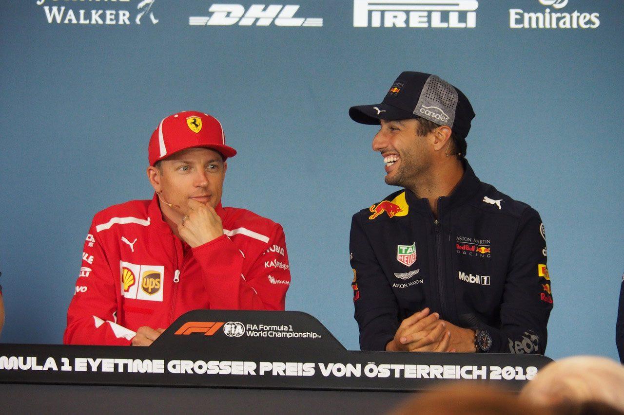 F1オーストリアGP現地情報 1回目
