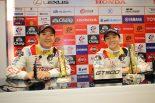 スーパーGT | スーパーGT:武藤英紀「ひさしぶりのポールポジション。全開で走りきることができた」/GT500ポール会見