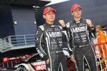 スーパーGT | スーパーGT:蒲生尚弥「予選10分間を走り続けて最終ラップにベストが出た」/GT300ポール会見
