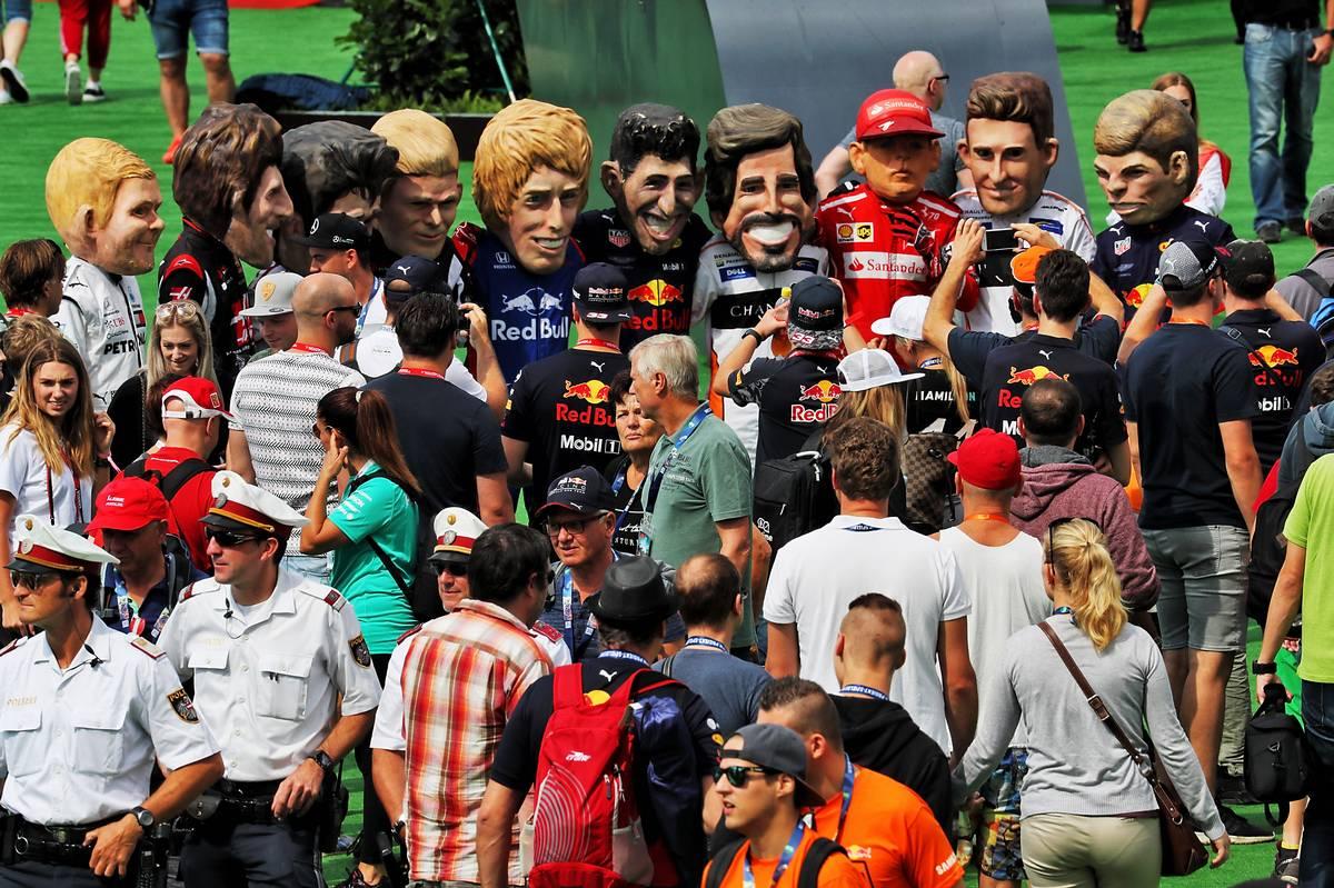 2018年F1第9戦オーストリアGP
