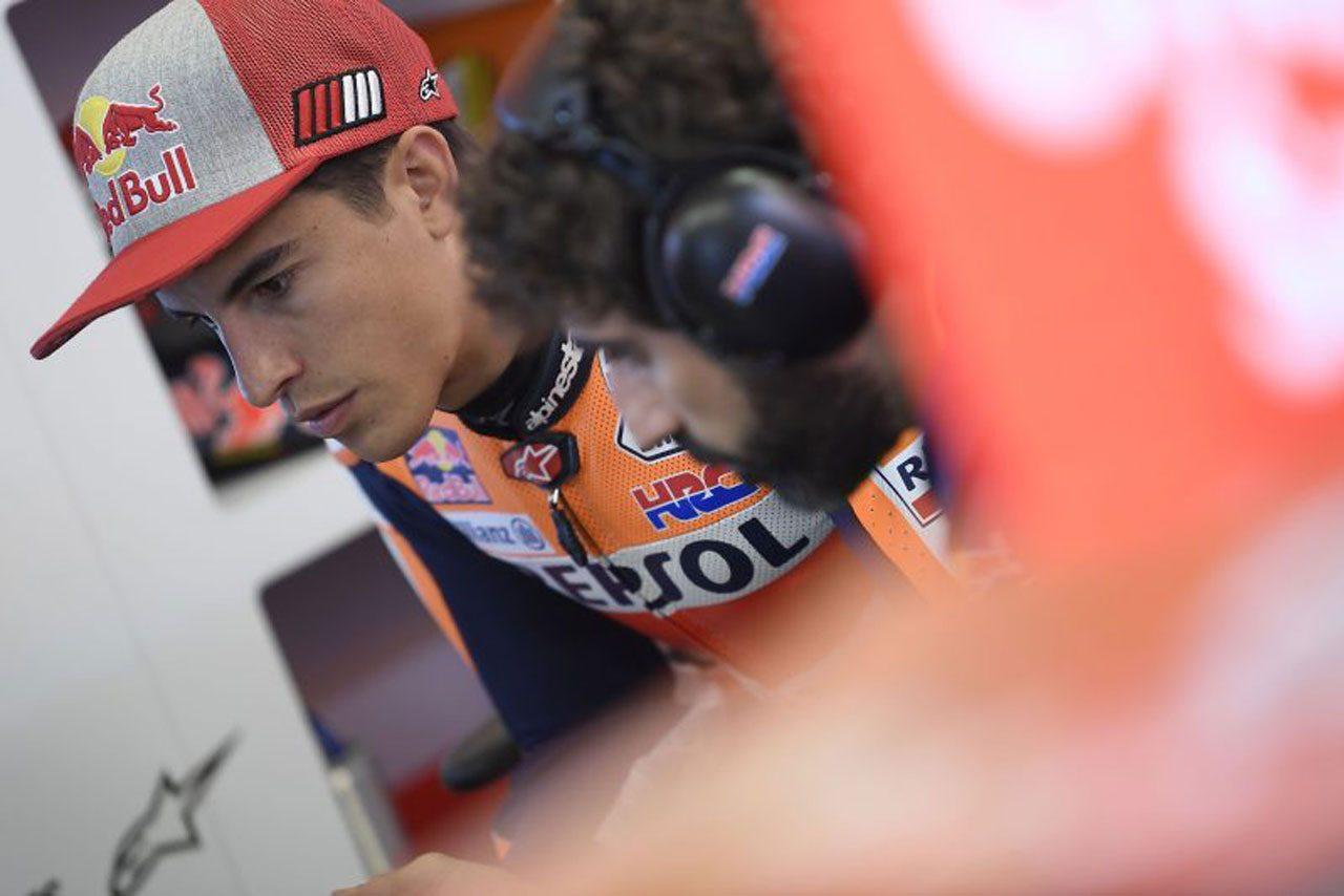 MotoGPオランダGP予選:マルケスがアッセンで初のポール獲得。クラッチロー、ロッシがフロントロウ