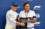 F1 | F1オーストリアGP予選:僅差で僚友を制したボッタスがポールを獲得、ガスリーは12番手