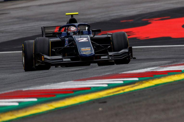 海外レース他 | FIA F2第6戦オーストリア レース1:牧野が今季最高位の7位を獲得。福住は9位フィニッシュ