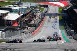 海外レース他 | FIA F2第6戦オーストリア レース2:2番手スタートの牧野が6位入賞。福住はポイント獲得ならず