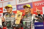 スーパーGT | スーパーGT:平中克幸「手ごたえを感じながらの予選と決勝」/GT300優勝会見