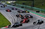 F1   【順位結果】F1第9戦オーストリアGP決勝