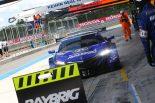 今シーズン初のノーポイントに終わったRAYBRIG NSX-GT