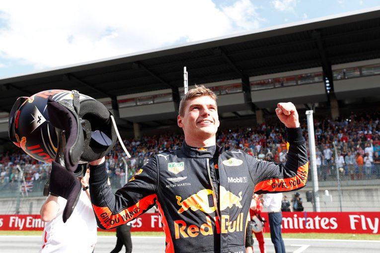 F1 | F1オーストリアGP決勝:メルセデス全滅、レッドブルの地元GPでフェルスタッペンが勝利