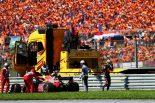 F1 | リカルド「悲しい誕生日。涙を止めるために一杯やるしかないかな」:F1オーストリアGP日曜