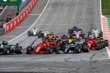 F1第9戦オーストリアGP決勝