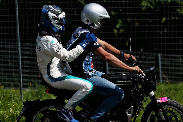 F1 | ボッタス「運がなさすぎて悪い冗談のよう」:F1オーストリアGP日曜