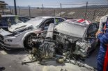 海外レース他 | WTCR:多重クラッシュのSLR「マシンは完全に破壊された」。次戦は新車2台投入へ