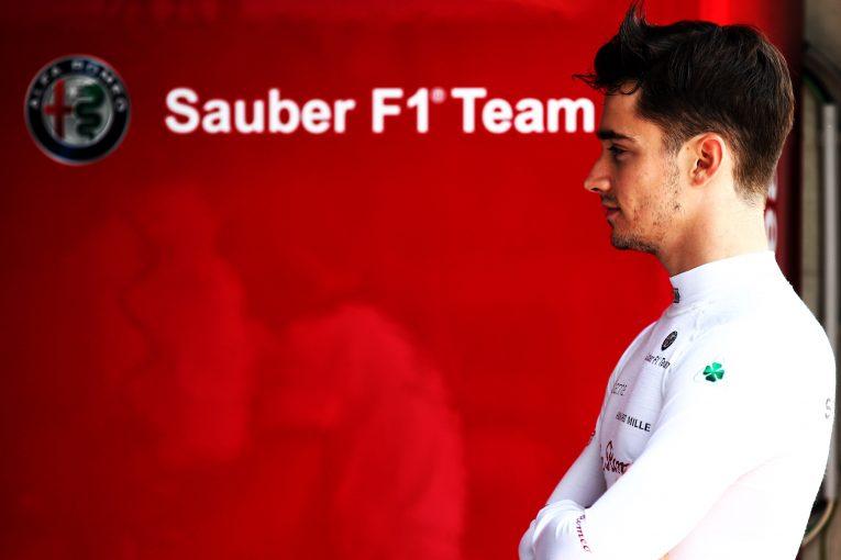 F1   「ルクレールの来季フェラーリF1昇格は双方にとってリスキー」とビルヌーブが主張
