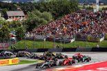 F1 | ピレリF1「高い路面温度によってタフなレースに。多彩な戦略が展開された」
