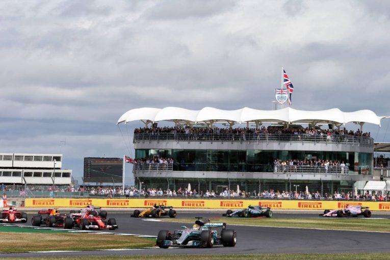 F1 | F1第10戦イギリスGP全20人のタイヤ選択:トロロッソ・ホンダはソフトを最多の10セット投入
