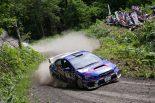 ラリー/WRC | 全日本ラリー第6戦:新井敏弘が逆転優勝。グラベルラリーで3連勝をマーク