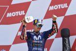 オランダGPで3位表彰台を獲得したビニャーレス