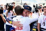 F1 | レッドブルF1代表、フェルスタッペンの円熟した走りに脱帽。「勝負は1周目に決した」